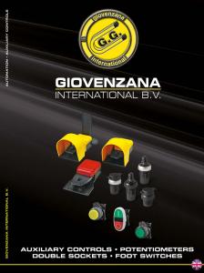 Giovernzana International : Спомагателни контролни устройства