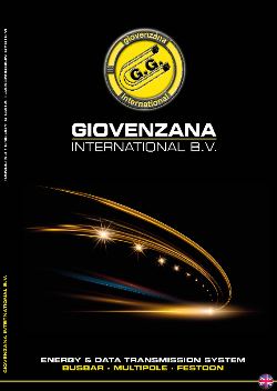 "Giovernzana International : Каталог ""Energy and data transmission systems"""