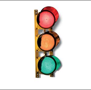 Взривозащитени светофари, серия CCA-02E/S...LD