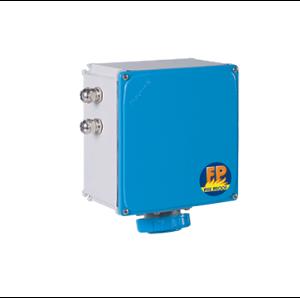 Пожароустойчиви разпределителни кутии до 850°C. Оборудвани с щуцери или контакти