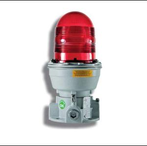 Взривозащитени сигнални осветителни тела, серия XLF 1-2 24V AC/DC