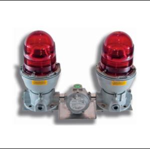 Взривозащитени сигнални осветителни тела, серия XLI 230 VAc