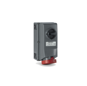 Взривозащитени индустриални контакти с механична блокировка. 16А-32А-63А. IP66. ЗОНА 21-22. Серия ADVANCE-GRP