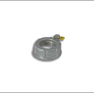Взривозащитени алуминиеви втулки със заземяваща връзка. Серия DBT.
