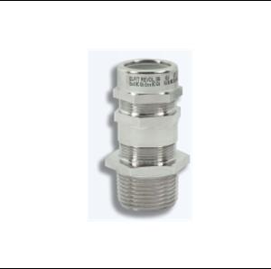 Взривозащитени щуцери за брониран кабел. Зона 1-2-21-22. Серия REVDL. Различни резби и материал на щуцера.
