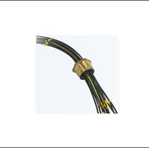 Взривозащитени втулки за множество кабели. Зона 1-2-21-22. Серия TP.