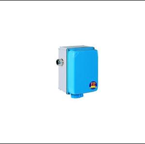 """Пожароустойчива серия """"TUNNEL54"""". Пожароустойчиви кутии от алуминиева сплав с клеми. Предназначени за многополюсни кабели. Оборудвани с контакт."""