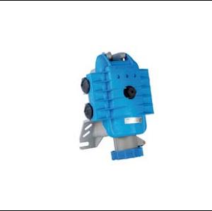 """Пожароустойчива серия """"TUNNEL54"""". Кутии за захранване в подсилен и огнеустойчив корпус за еднополюсни кабели. Оборудвани с контакт. IP66. За стандартно  електронапрежение."""