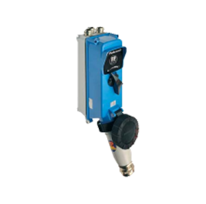 """Пожароустойчиви контакти, серия """"TUNNEL54"""" с щепсел. Контакт с блокировка, предназначен за захранване на тунелни вентилатори до 47kW. Издържат до 400°С за 120 минути. За еднополюсни кабели. 50-60 Hz, IP66, 63А."""