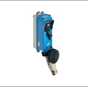 """Пожароустойчиви контакти, серия """"TUNNEL54"""" с щепсел. Контакт с блокировка, предназначен за захранване на тунелни вентилатори до 47kW. Издържат до 400°С за 120 минути. За еднополюсни кабели. 50-60 Hz, IP66, 63А"""