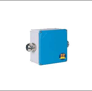 """Пожароустойчива серия """"TUNNEL54"""". Разпределителна кутия, предназначен за тунелни вентилатори до 117kW. Издържат до 400°С за 120 мин. 850°С за 90 мин., IP66."""