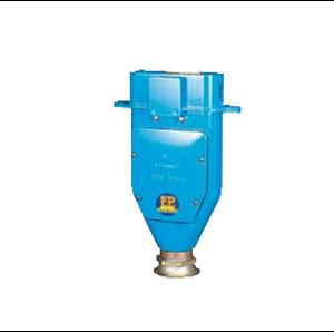 """Пожароустойчива серия """"TUNNEL54"""".  Щепсел, предназначен за захранване на тунелни вентилатори до 117kW. Издържат до 400°С за 120 минути. 50-60 Hz, IP66, 63А-125А."""