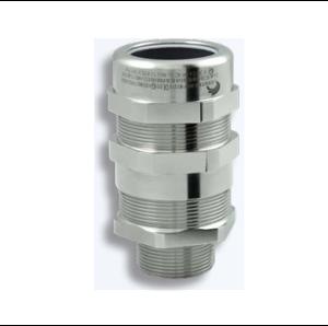 Взривозащитени щуцери зона 1-2-21-22, серия NEV. Предназначени за брониран кабел. Различни размери, резби и материал
